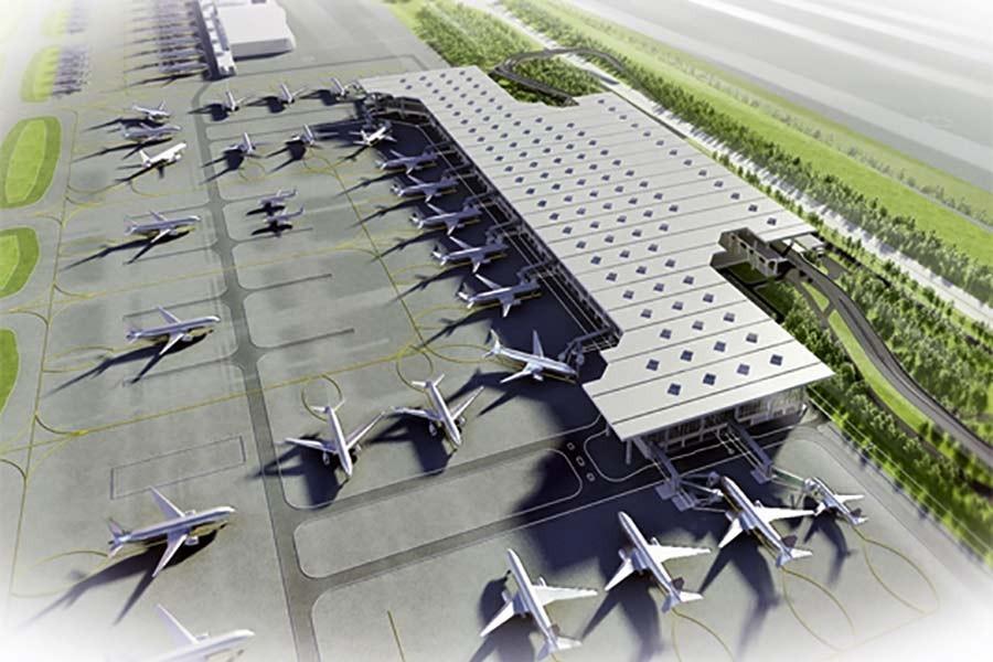 Hazrat Shahjalal International Airport Expansion Project